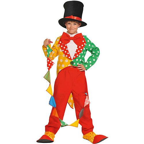 """Карнавальный костюм Карнавалофф """"Клоун Фокусник"""" - разноцветный от Карнавалофф"""