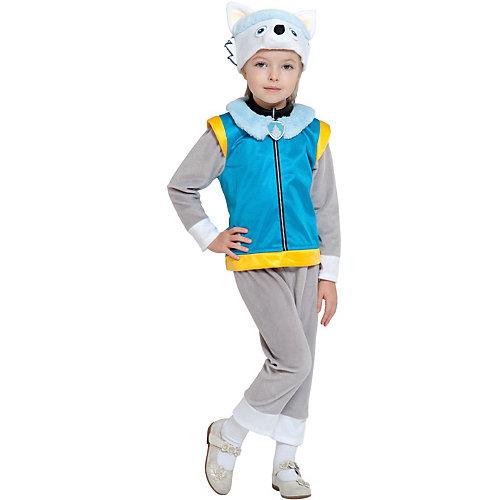 """Карнавальный костюм Карнавалофф """"Щенячий патруль. Эверест"""" - разноцветный от Карнавалофф"""