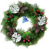 Новогодний венок Волшебная страна, SYCB17-197