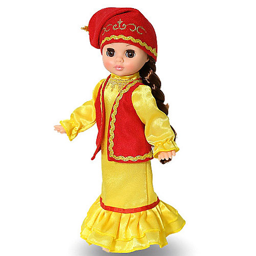 """Кукла Весна """"Эля в татарском костюме"""" от Весна"""