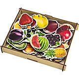 """Игровой набор Woodland """"Овощи, фрукты, ягоды"""""""