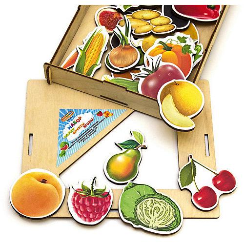"""Игровой набор Woodland """"Овощи, фрукты, ягоды"""" от Woodland"""