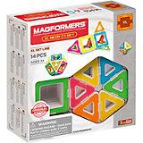 Магнитный конструктор Magformers XL Neon 14 set