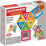 Магнитный конструктор Magformers XL Neon 30 set