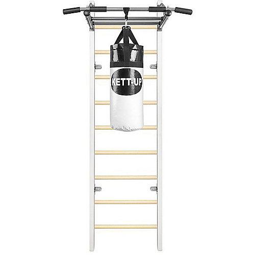 Мешок боксерский Kett-Up на стропах, белый от Kett-Up