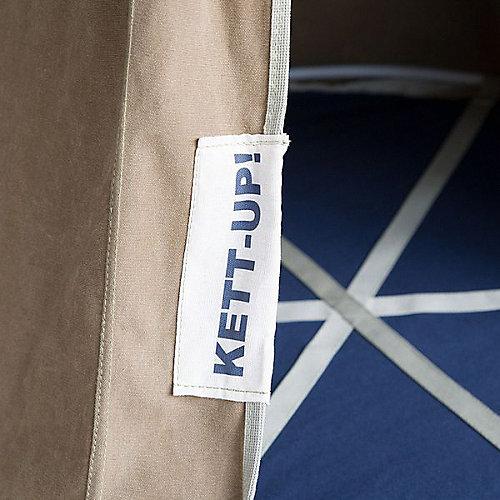 Гамак Kett-Up подвесной 140 см, оливковый от Kett-Up
