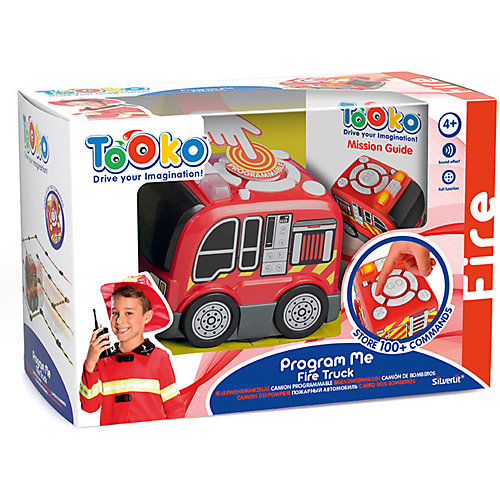 Программируемая пожарная машина Silverlit от Silverlit