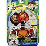 """Игровой набор Playmates Ben 10 """"Микромир. Человек-огонь"""""""