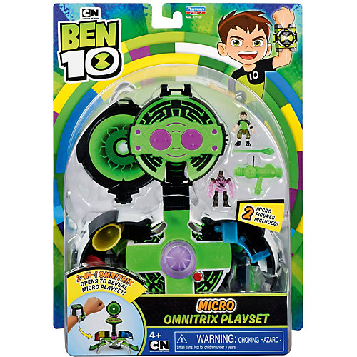 """Игровой набор Playmates Ben 10 """"Микромир. Омнитрикс"""" от PLAYMATES"""