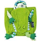 Рюкзак Deglingos Aligatos The Alligator зеленый