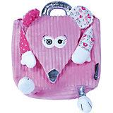 Рюкзак Deglingos Coquelicos The Mouse розовый