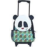 Рюкзак-чемодан Deglingos Rototos The Panda разноцветный