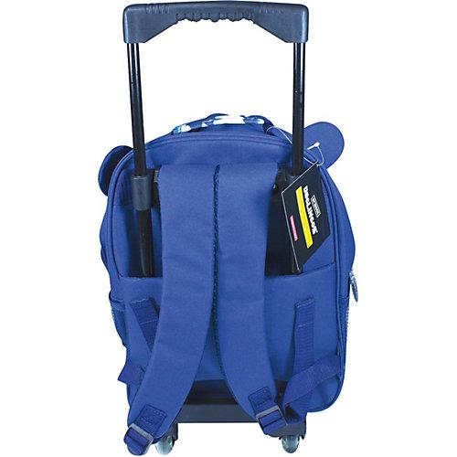 Рюкзак-чемодан Deglingos Hippipos L'Hippo синий - atlantikblau от DEGLINGOS
