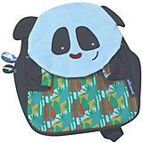 Рюкзак Deglingos Rototos Le Panda черный