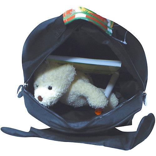 Рюкзак Deglingos Rototos Le Panda черный - черный от DEGLINGOS