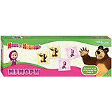 Мэмори Step Puzzle Маша и Медведь