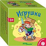 "Развивающий набор Step Puzzle ""Книжка + игра"" Игрушки"