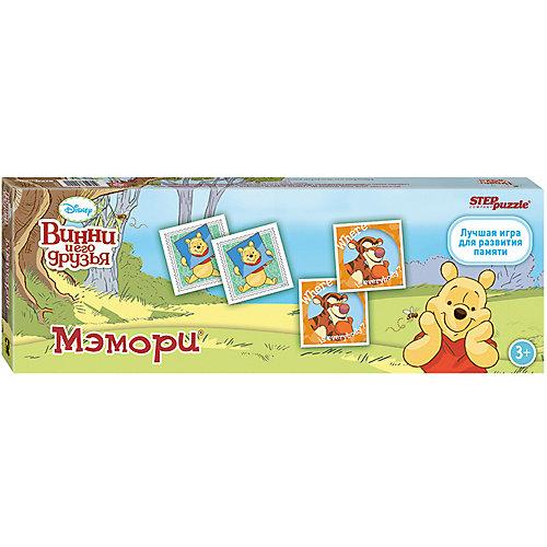 Мэмори Step Puzzle Disney, Медвежонок Винни от Степ Пазл