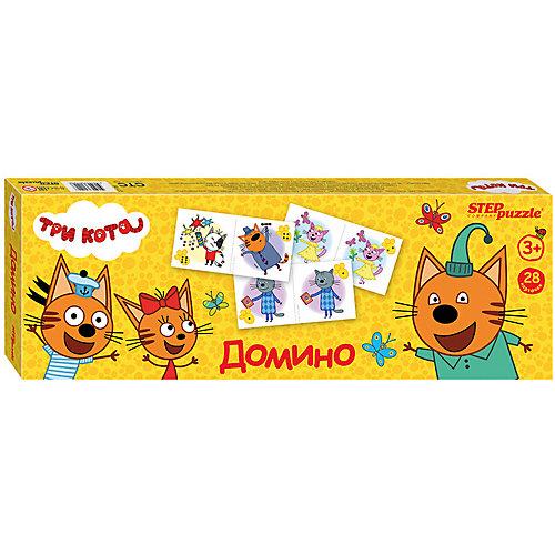 Домино Step Puzzle Три кота