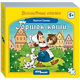 """Книжка-игрушка Step Puzzle """"Волшебные сказки"""" Горшок каши"""