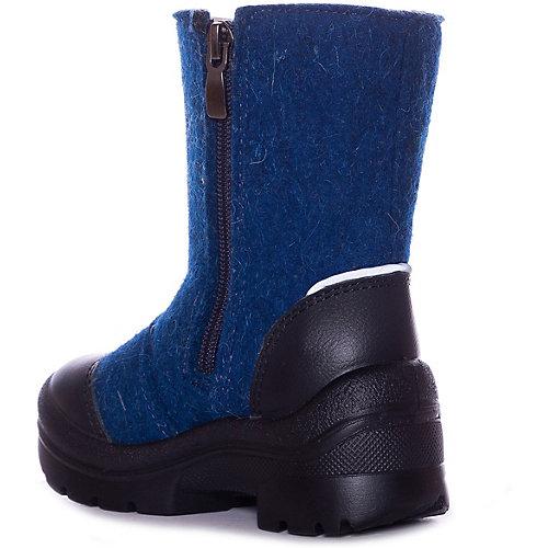 Валенки Филипок - синий от Филипок