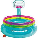 Надувной батут с баскетбольным набором Intex Shoot´N Bounce Jump-O-Lene