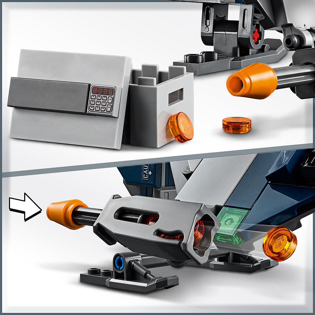 LEGO® SuperHeroes 76144 Avengers Hulk Helikopter Rettung ...