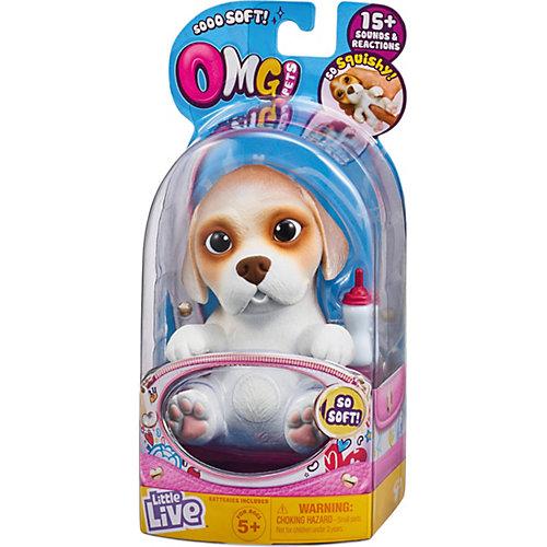 """Игровой набор Moose OMG Pets! """"Cквиши-щенок: Бигль"""" от Moose"""