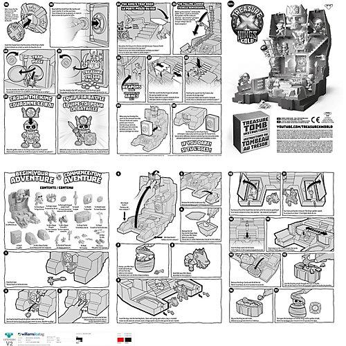 """Игровой набор Moose Treasure X """"Таинственная гробница"""" от Moose"""