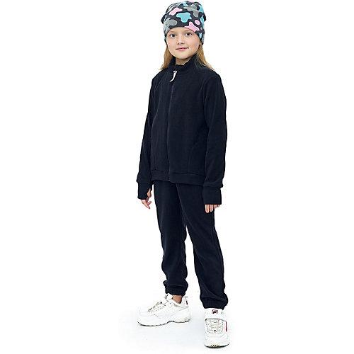 Комплект Микита: кофта и брюки - темно-синий от Микита