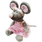 Мягкая игрушка Softoy Мышь 26 см