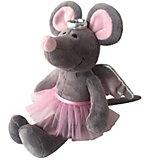 Мягкая игрушка Softoy Мышь с крылышками 26 см