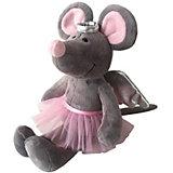 Мягкая игрушка Softoy Мышь с крылышками 36 см