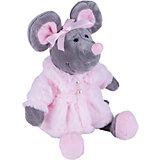 Мягкая игрушка Softoy Мышь в шубе 36см