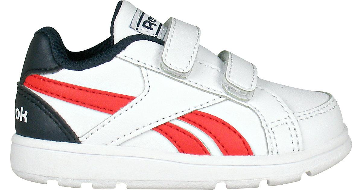 Baby Sneakers Low ROYAL PRIME ALT  weiß Gr. 18,5 Jungen Baby