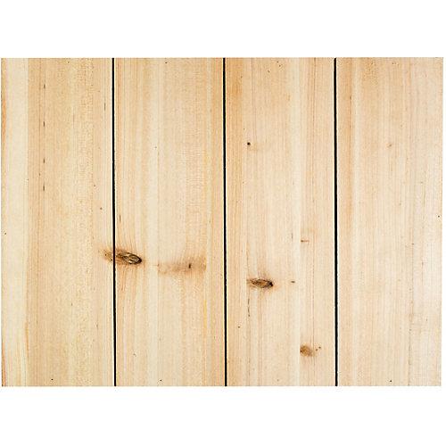 Деревянная панель Малевичъ для рисования, 30х40 см от Малевичъ