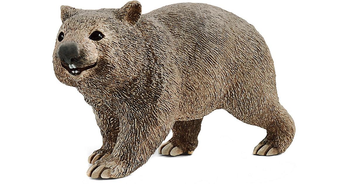Schleich 14834 Wombat bunt