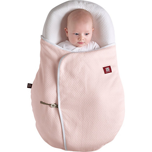 Одеяло Red Castle Coconacover Leger FDC, для матрасика Cocoonababy, розовое от RED CASTLE®