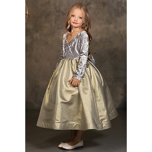 Нарядное платье Aliciia - серебряный от Aliciia