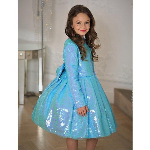 Нарядное платье Aliciia - голубой от Aliciia