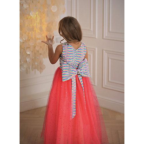 Нарядное платье Aliciia - разноцветный от Aliciia