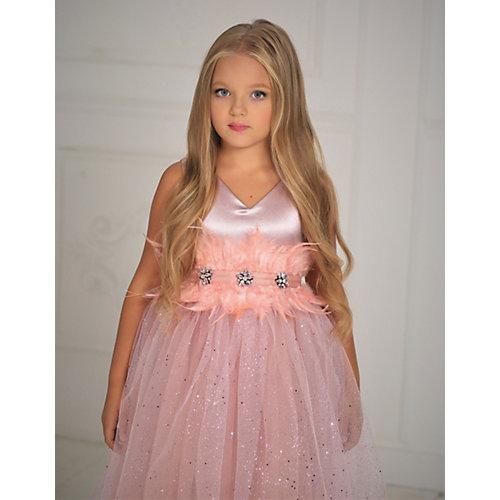 Нарядное платье Aliciia - розовый от Aliciia