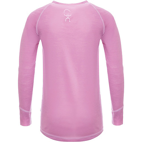 Термобельё Isbjörn: лонгслив - розовый от Isbjorn