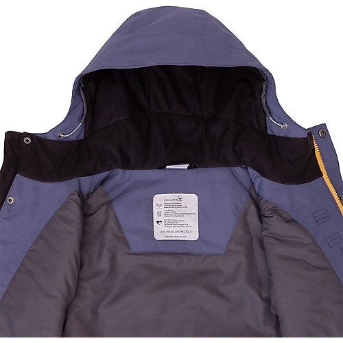Утеплённая куртка Isbjörn - джинсовый от Isbjorn