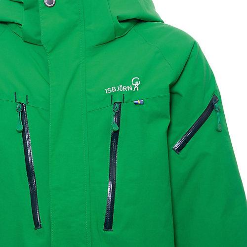 Утеплённая куртка Isbjörn - зеленый от Isbjorn