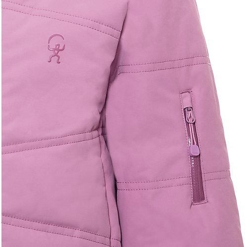 Утеплённая куртка Isbjörn - розовый от Isbjorn