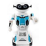 """Интерактивный робот Silverit Yxoo """"Макробот"""", синий"""