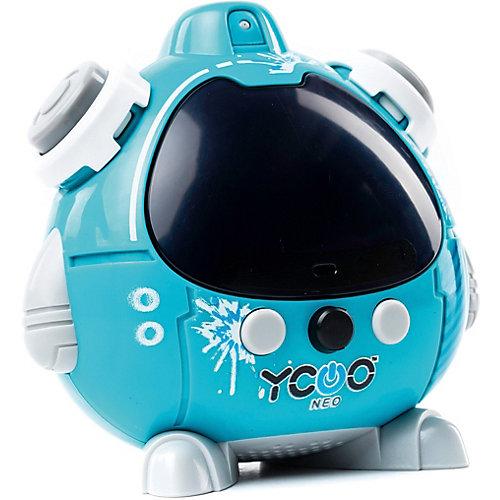 "Интерактивный робот Silverit Yxoo ""Квизи"", синий от Silverlit"
