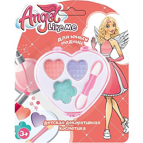Детский набор теней Angel Like Me Сердце от Angel Like Me