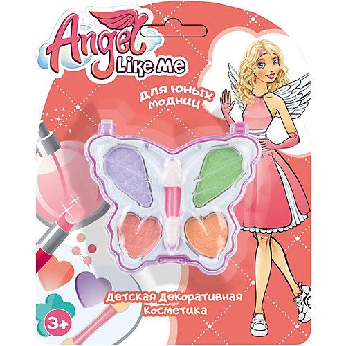 Детская набор теней Angel Like Me Бабочка от Angel Like Me